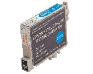 Druckerpatrone Kompatibel zu Epson T0482, C13T04824010 cyan
