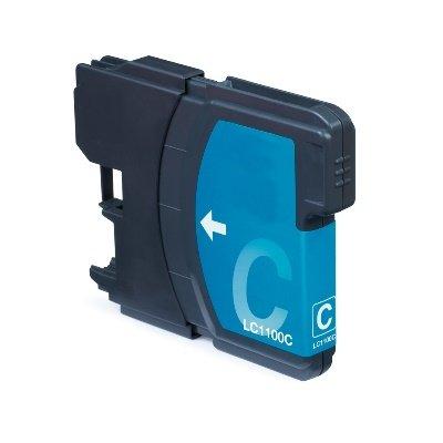Druckerpatrone Kompatibel zu Brother LC-980/LC-1100 C cyan