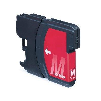 Druckerpatrone Kompatibel zu Brother LC-980/LC-1100 M magenta