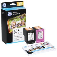 Druckerpatrone Multipack Original HP Z4B62EE (303)...