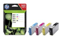 Druckerpatrone Multipack Original HP N9J74AE (364 XL)...