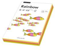 Multifunktionspapier Rainbow, DIN A4, 80 g / qm,...