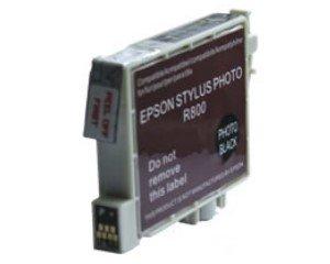 Druckerpatrone Kompatibel zu Epson T0541, C13T05414010 schwarz