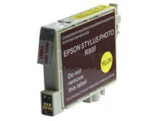 Druckerpatrone Kompatibel zu Epson T0544, C13T05444010 gelb
