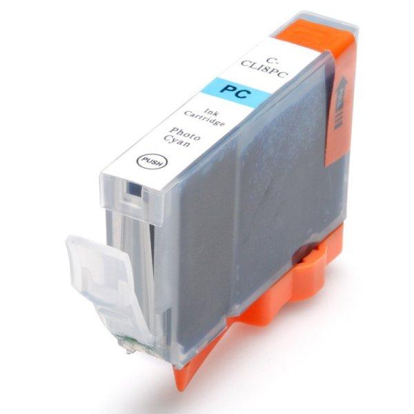 Druckerpatrone Kompatibel zu Canon CLI-8PC (0624 B 001) foto-cyan