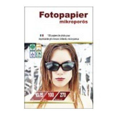 Fotopapier Finesse DIN 10 x 15 glossy, 100 Blatt, 270 g/m², 9600 dpi