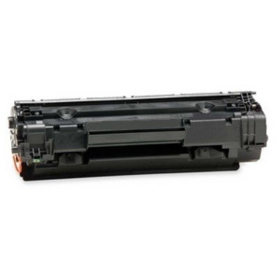 Toner Kompatibel zu HP CB436A (36A) schwarz