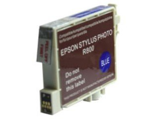 Druckerpatrone Kompatibel zu Epson T0549, C13T05494010 purblau