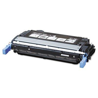 Toner Kompatibel zu HP Q6460A schwarz