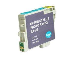 Druckerpatrone Kompatibel zu Epson T0552, C13T05524010 cyan