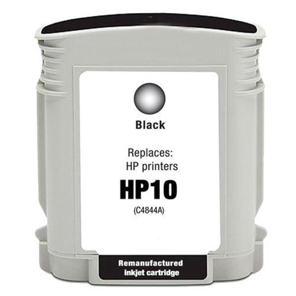 Druckerpatrone Kompatibel zu HP C4844AE (10) schwarz