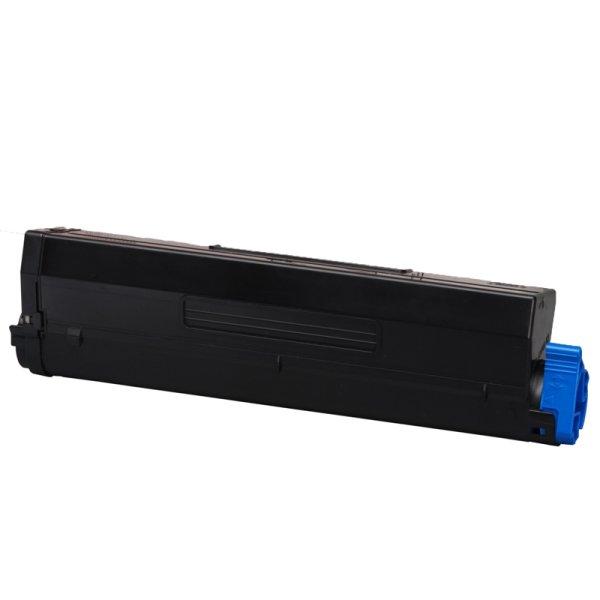 Toner Kompatibel zu OKI 43502002 B4600 schwarz