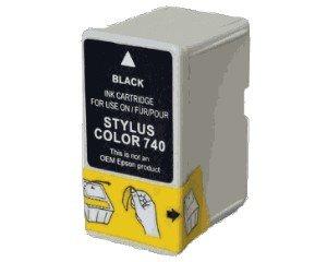 Druckerpatrone Kompatibel zu Epson T051, C13T05114010 schwarz