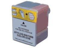 Druckerpatrone Kompatibel zu Epson C13S020049 3-farbig