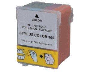 Druckerpatrone Kompatibel zu Epson C13S020138 3-farbig