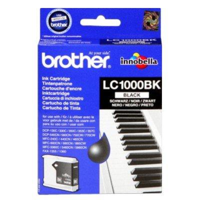 Druckerpatrone Original Brother LC-1000 BK schwarz