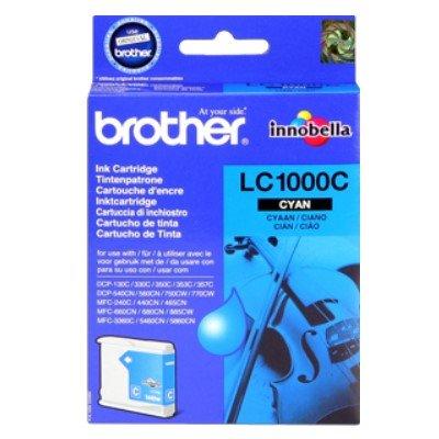 Druckerpatrone Original Brother LC-1000 C cyan