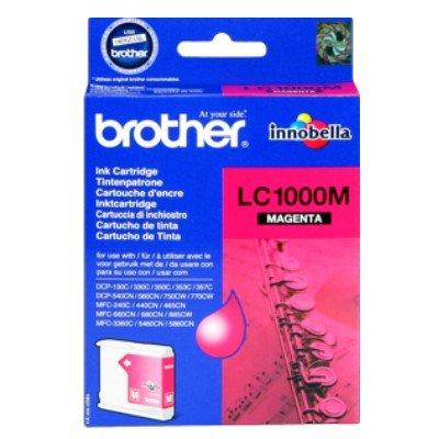 Druckerpatrone Original Brother LC-1000 M magenta