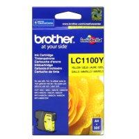 Druckerpatrone Original Brother LC-1100 Y gelb