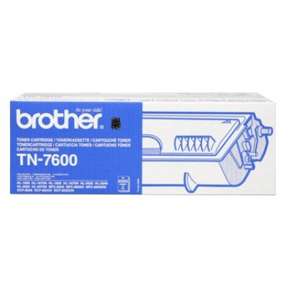 Toner Original Brother TN-7600 schwarz