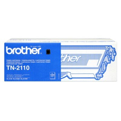 Toner Original Brother TN-2110 schwarz