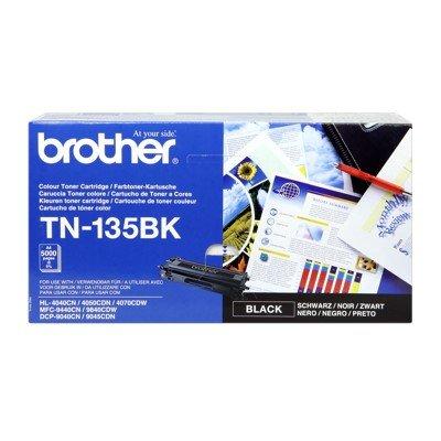 Toner Original Brother TN-135 BK schwarz