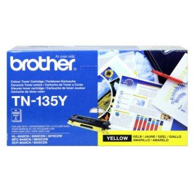 Toner Original Brother TN-135 Y gelb