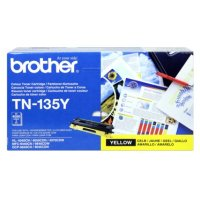 Toner Original Brother TN-135 Y gelb