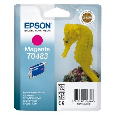 Druckerpatrone Original Epson T0483, C13T04834010 magenta