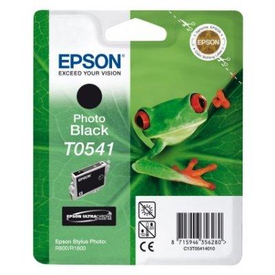 Druckerpatrone Original Epson T0541, C13T05414010 schwarz