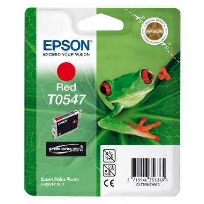 Druckerpatrone Original Epson T0547, C13T05474010 purrot