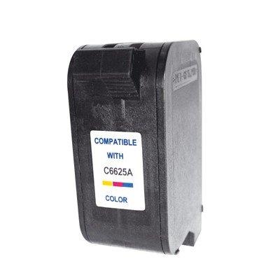 Druckerpatrone Kompatibel zu HP C6625A (17) 3-farbig