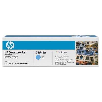 Toner Original HP CB541A (125A) cyan