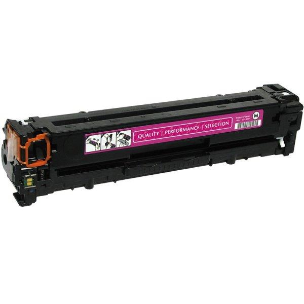 Toner Kompatibel zu HP CB543A (125A) magenta