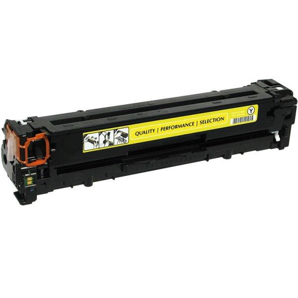 Toner Kompatibel zu HP CB542A (125A) gelb